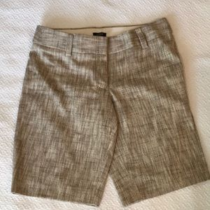 J.Crew twill shorts